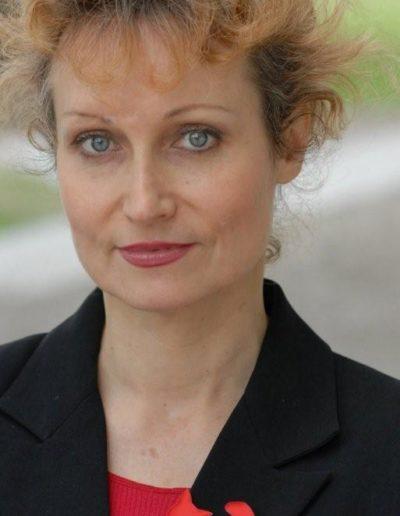 Corinne Corson actrice à Paris