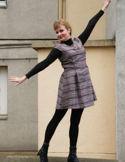 Corinne Corson comédienne à Paris