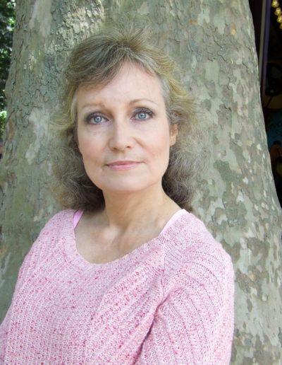 Corinne Corson portrait au naturel